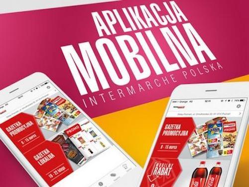 aplikacja mobilna intermarche