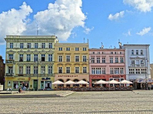Bydgoszcz sklep spożywczy