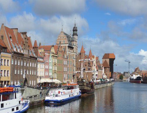 Sklep spożywczy Gdańsk