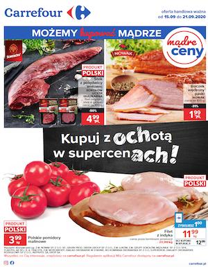 carrefour market gazetka