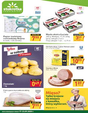 gazetka stokrotka supermarket