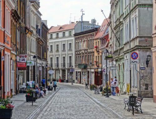 Sklep spożywczy całodobowy Bydgoszcz
