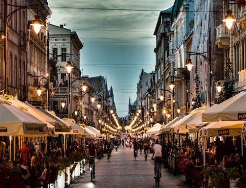 Sklep spożywczy całodobowy Łódź