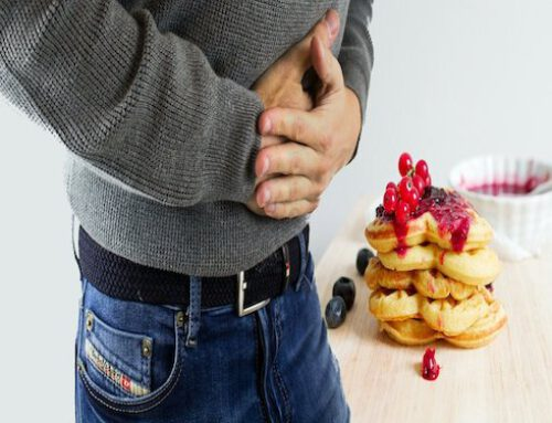 Uczulenie na laktozę