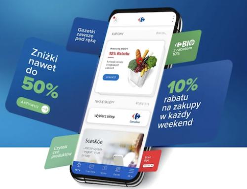 Aplikacja Carrefour