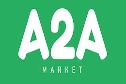 a2a market logo