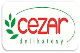 delikatesy cezar logo