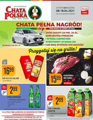 chata polska promocja