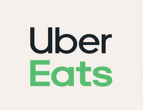 Aplikacja Uber Eats