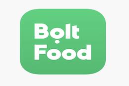 bolt food logo