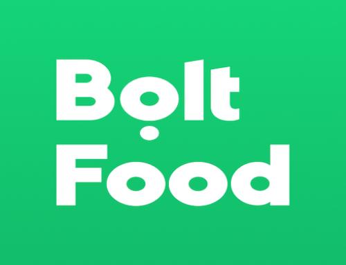 Aplikacja Bolt Food