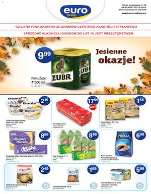 euro sklep promocje