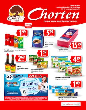 Gazetka Chorten