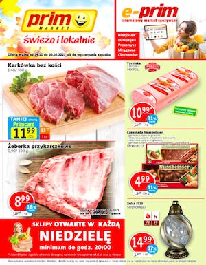 prim market gazetki